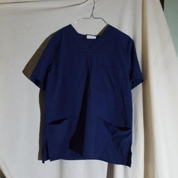 SB Scrubs Dark Blue Top M , Pants small